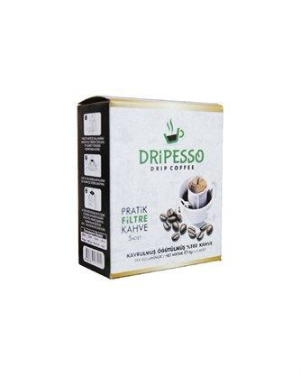 PRACTICAL FILTER COFFEE 5 PCS