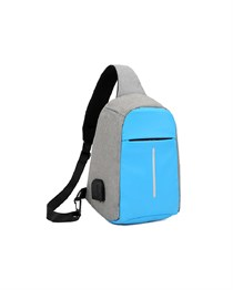 MULTI PURPOSE BAG LIGHT BLUE
