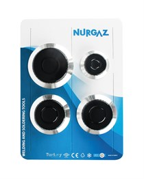 NURGAZ SET TOP BURNER SET